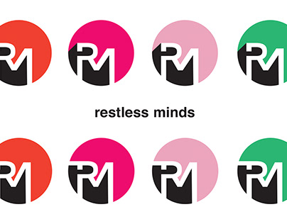 Restless Minds 1st draft artwork