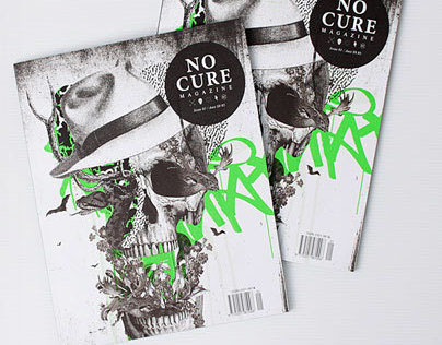 NO CURE MAGAZINE ISSUE ONE