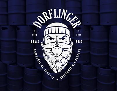 Dorflinger Craft Beer - Branding