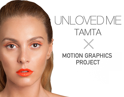 Motion Graphics for DEEP SEA Remix - Unloved - TAMTA