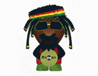 Reggae Contest Design