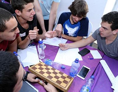 JVP: Hackathon Teenagers (GGJ)