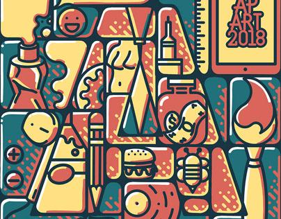Art Studio -- Screen Print