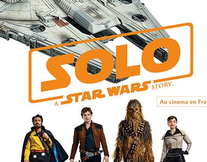 Affiche Star Wars - Festival de Cannes
