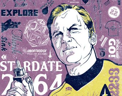 Official Star Trek Artwork