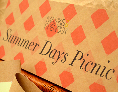 Marks & Spencer Summer Days Picnic