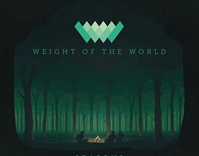 Weight of the World Seasons Album Art