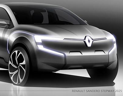 Renault Sandero 2025
