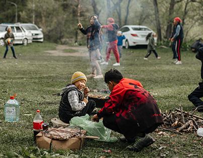 Lifestyle of Kazakhstan people   2021