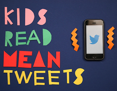 Kids Read Mean Tweets