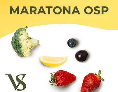 Menu - Maratona OSP