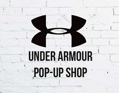 Under Armour Pop-Up Shop