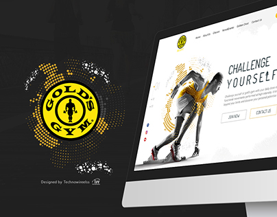 Gold's Gym Redesign