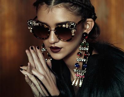 Frida for FACTICE MAGAZINE Spring 2017