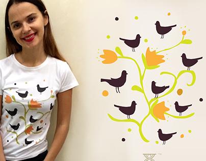 12 футболок для Рукотворів / Rukotvory t-shirts