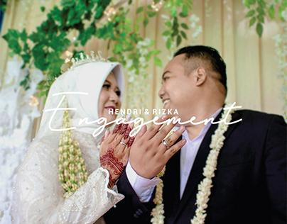 Engagement | Hendri&Rizka