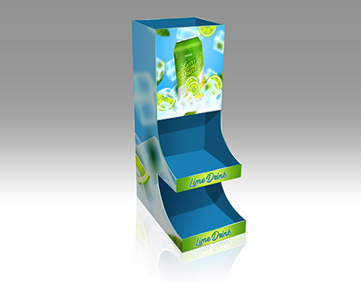 Beverage Acrylic Dispenser