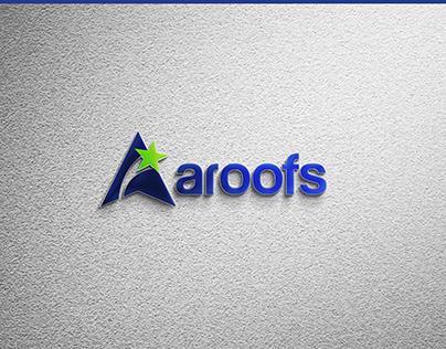 A Roof Logo Design