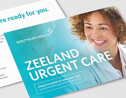 Spectrum Health - Urgent Care Campaign