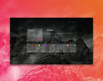 Concept: Dashboard