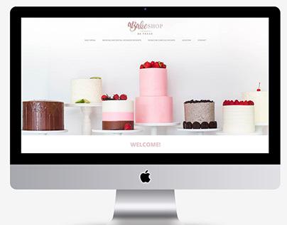 aBakeShop Branding and Website