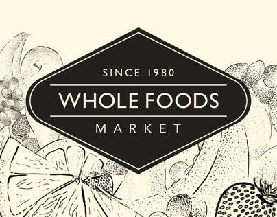 Whole Foods Rebrand