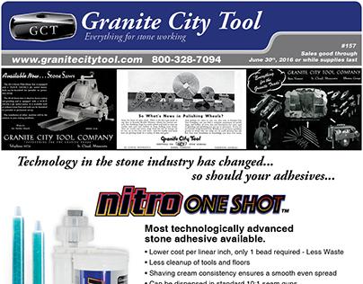 Granite City Tool May-June Fabrication Flyer 2016