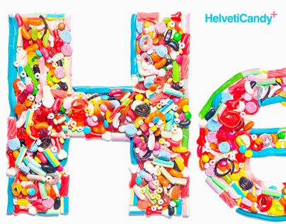 HelvetiCandy 2013 - Free Font