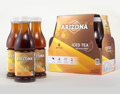 Arizona Iced Tea Redesign