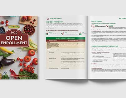 Open Enrollment Booklets for Winston Benefits