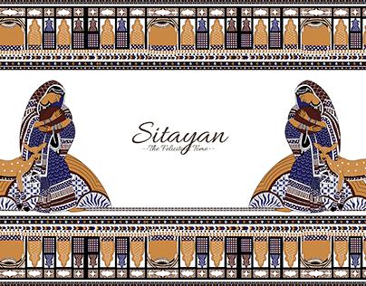 Sitayan: Print Design Project