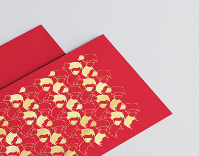 Red envelope - Cathay United Bank
