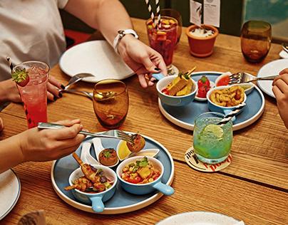 Food Photos - Mango Tree Dubai 2019