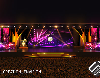 Award Stage Concept