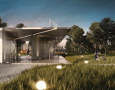 21st Century Pavilion | Student Project