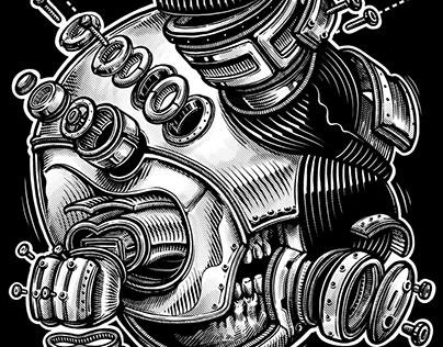 Illustration: Fan Art for Nick Automatic