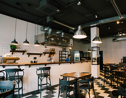 DEPO - pancakes and coffee   Minsk
