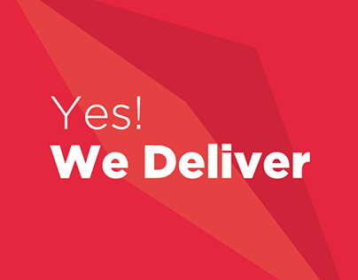We Deliver | Quickli Campaign