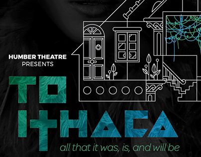 TO ITHACA Poster