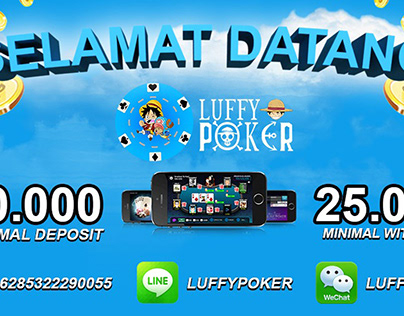 Luffypoker - Agen Idn Poker Online Terpercaya