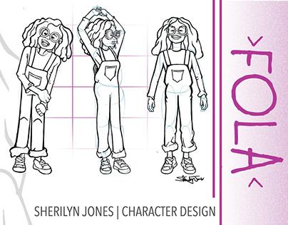 Character Design | Fola