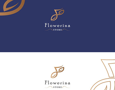 Flowerina logo