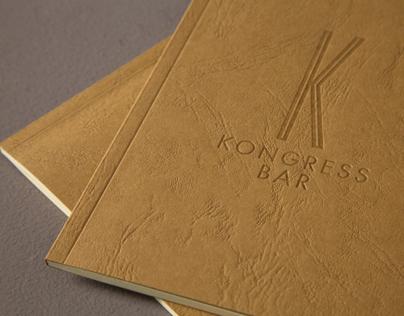 Kongress Bar – Corporate Design