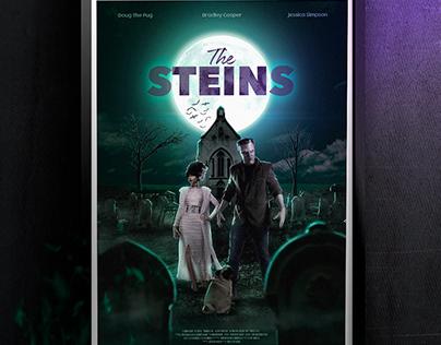Poster - The Steins Fictício