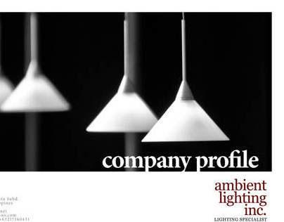 Ambient Lighting Company Profile
