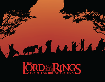THE LORD OF THE RINGS | THE FELLOWSHIP OF THE RING
