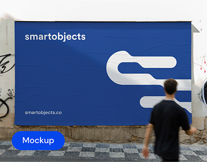 Billboard 09 | Signage Mockup Template