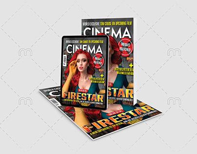Movie/Film Magazine Cover