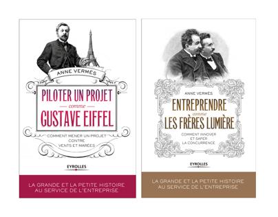 History & Management - Eyrolles Publisher - France