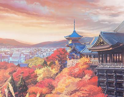 Japan vistas calendar 2021